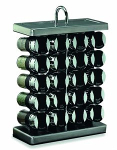 the-old-thompson-25-680-20-jar-stainless-steel-spice-rack-with-spices